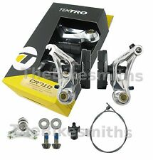 Tektro CR710 Black or Silver Cantilever Bike Brake Front or Rear Cyclecross
