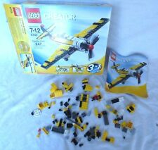 Lego Creator: Propeller Power (6745, 3 in 1) Not Complete, Box and Instructions