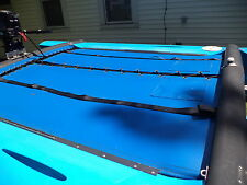 Blue  vinyl trampoline  to fit the Hobie Cat 18