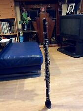 CORNO INGLESE-VINTAGE D HOWELL Maker (George Howarth & SONS caso) Oboe Famiglia