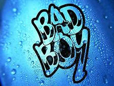 Bad Boy Autocollant Vinyle Graphique car-van-laptop-wall