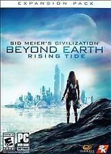 Sid Meier's Civilization BEYOND EARTH Rising Tide ACTIVATION KEY ONLY