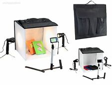 Professional Photography Light Tent Studio Camera Stand Photo Lighting Kit Box