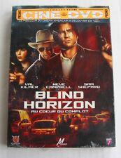 DVD BLIND HORIZON - Val KILMER / Sam SHEPARD - NEUF