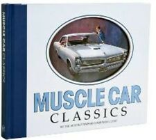 Muscle Car Classics Hardcover Book
