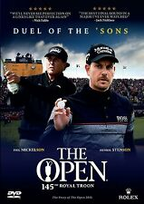 The Story of the Open Golf Championship 2016 [DVD] NEU Duel of the Sons British