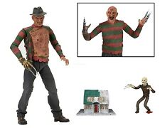 "Nightmare on Elm Street - 7"" Scale Figure - Ultimate Dream Warriors Freddy NECA"