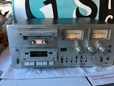 Vtg Pioneer CT-F1000 Stereo Cassette Tape Deck Plays One Direction REPAIR