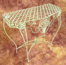 Konsole Beistelltisch Blumenständer Tisch Konsolentisch Wandtisch 0926030-a