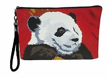 Panda Cub Writlet with detachable strap - From my orginal Painting