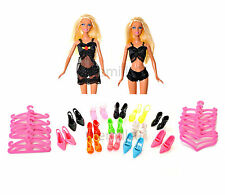 8 pieces poupée barbie Sous-vêtements Vêtements de nuit lingerie vêtements bundle lot 3p