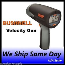 New Bushnell Velocity Speed Gun Baseball Softball Sports Detection Radar Tennis