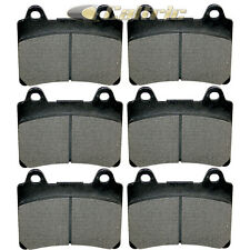 FRONT REAR BRAKE PADS FITS YAMAHA XVZ1300 ROYAL STAR 1300 TOUR DELUXE 1997-2001