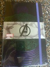 "Marvel Incredible Hulk Moleskin Notebook Limited  5 X 8.25"" Hardcover Sealed"