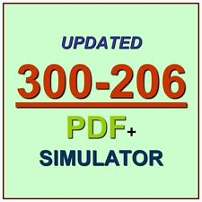 CCNP Cisco Edge Network Security Solutions SENSS Test 300-206 Exam QA+Simulator