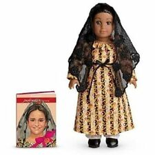"NEW American Girl Mini (6"") Josefina Doll 25th Anniversary Special Edition"