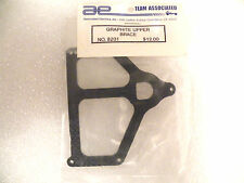 Team Associated 8201 Graphite Upper Brace Vintage RC10L