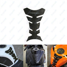 Protection protège réservoir Moto Bike imitation Carbone tank pad panel gel