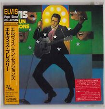 Elvis Presley Japan LTD Mini LP Paper sleeve CD The Sun Sessions 1st Japanese