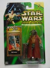 Ketwol Cantina Alien 2001 Power of the Jedi POTJ Star Wars Action Figure