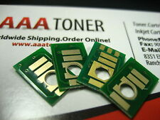 4 x Toner Chip for Ricoh Aficio SP C830DN, C831DN (821117 ~ 821120) Refill
