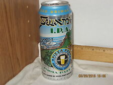 Swami's IPA India Pale Ale - Pizza Port Brewing Co - Carlsbad CA 16 oz beer can