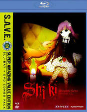 Shiki : Complete Series S.A.V.E. (Blu-ray/DVD Combo), New DVDs