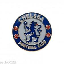 Chelsea FC Enamel Crest Pin Badge Brand New