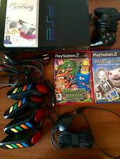PS2+PS2 Buzz+2Giochi PS2+PSP Mercury gioco+2Giochi Nintendo(cooking Mamma+bartz)