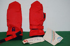 vintage conte of florence snow collection GORE-TEX nos thermo ski gloves guanti