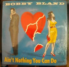LP BOBBY BLAND--AIN'T NOTHING YOU CAN DO DUKE RECORDS DLP 78 MONO IN SHRINK