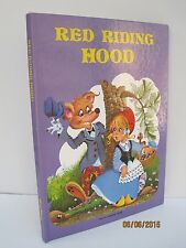 Red Riding Hood: Pop-Up Picture Story, a Brown Watson Publication