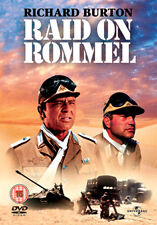 RAID ON ROMMEL - DVD - REGION 2 UK