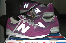 2012 NEW BALANCE 996 PURPLE US8.5 998 574 1500