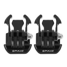2 x Horizontal Surface Quick Release Mount Buckle GoPro HERO Session 4 3+ 3 2