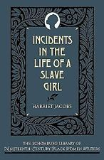 Black Women Writers-Incidents in the Life of A Slave Girl by Harriet Jacobs book