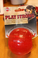 "Spot/Ethical "" Play Strong Rubber Medium Ball "" New"