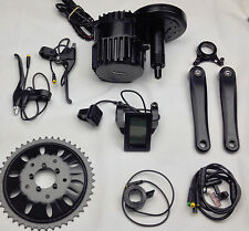 BBSHD 48v1000w Bafang Mid Drive Conversion Kit 8Fun Electric Bike Bicycle 120mm