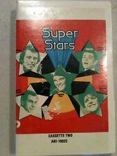 SUPER STARS FRANKIE AVALON* TOMMY ROE * FABIAN   CASSETTE ONE