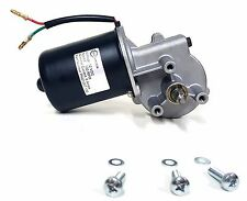 Makermotor Electric Gear Motor 12v Low Speed 100 RPM Gearmotor DC + Mount Screws