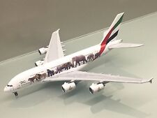 Gemini Jets 1/400 Emirates Airbus A380 Wildlife #3 A6-EEQ die cast metal model