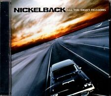 CD - NICKELBACK - All the right reasons