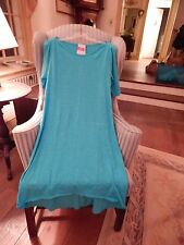 NWT FRESH PRODUCE100% COTTON CLUB STYLE DRESS ON LUNA...(XL)  GORGEOUS COLOR