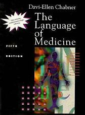 Language of Medicine: A Write-In Text Explaining Medical Terms (Book with 2 Disk