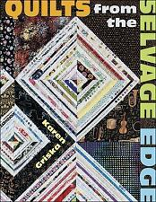 Quilts from the Selvage Edge-ExLibrary