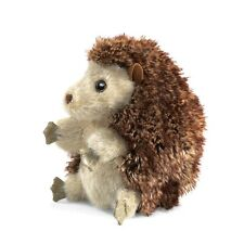 Hedgehog Puppet with Moveable Mouth & Feet, Rolls into a Ball, MPN 2192, 3 & Up