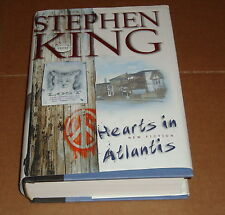1999 Stephen King Hearts In Atlantis HC Book