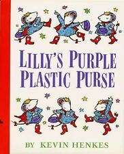 Lilly's Purple Plastic Purse (Brand New Paperback) Kevin Henkes