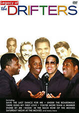 The Drifters: The Legacy of the Drifters (DVD, 2012)