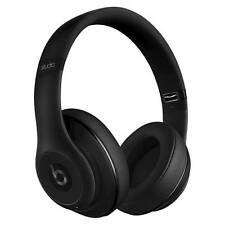 $320 Beats by Dr Dre BLACK Studio 2 Over-Ear Noise Canceling FOLDABLE Headphones